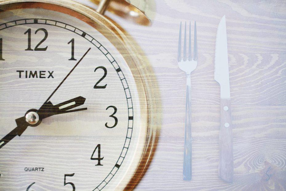 Intervallfasten Fasten Uhr