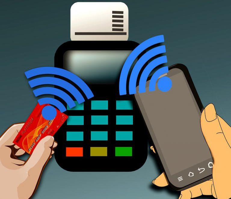 NFC-Technologie mit Betrugsmöglichkeit