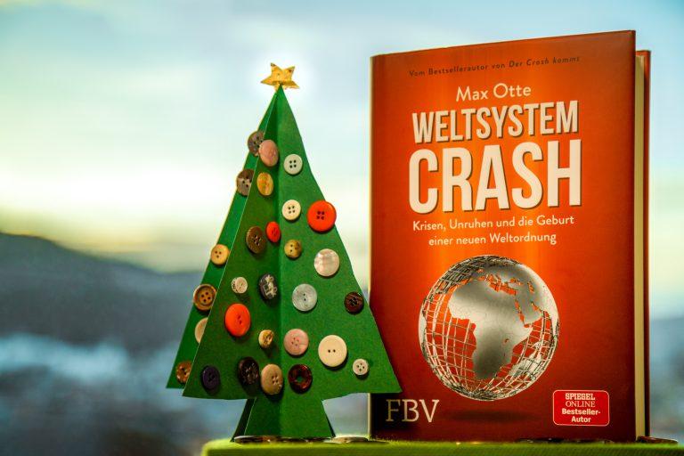 Max Otte, neuestes Buch zum Crash