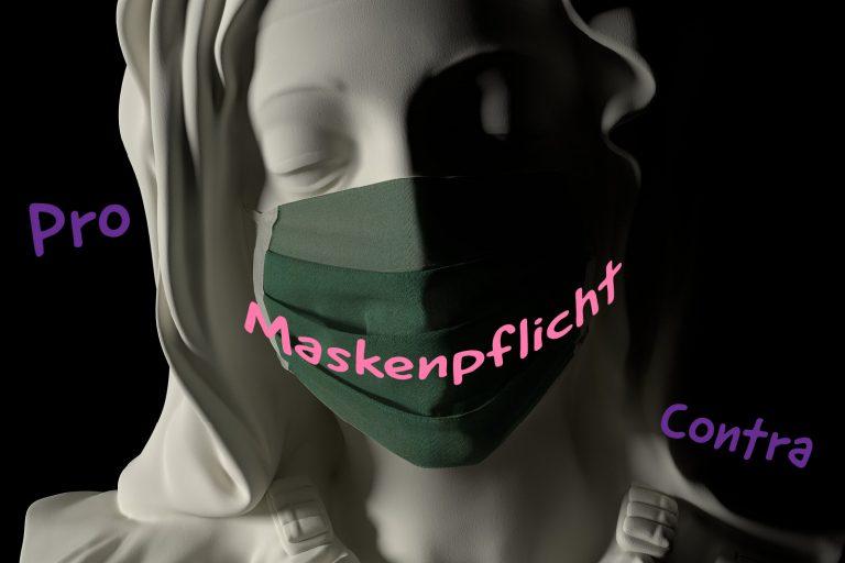 Pro und Kontra Maskenpflicht