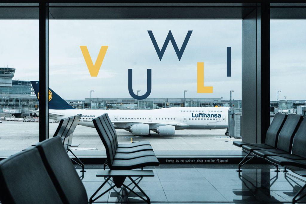 Lufthansa am Boden mit verschiedenen Verläufen der Wirtschaft