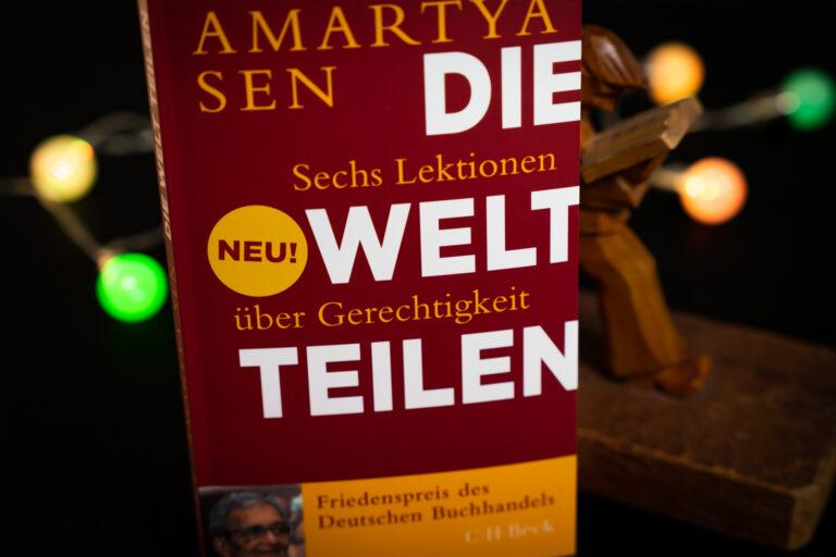 Amartya Sen, Friedenspreis 2020