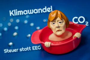 Antwort auf Klimawandel: CO2-Steuer statt EEG