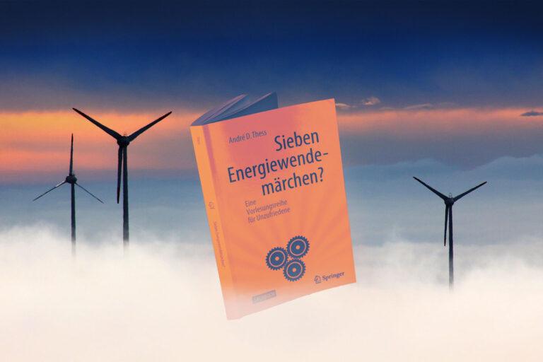 Buch Sieben Energiewendemärchen von A. D. Thess