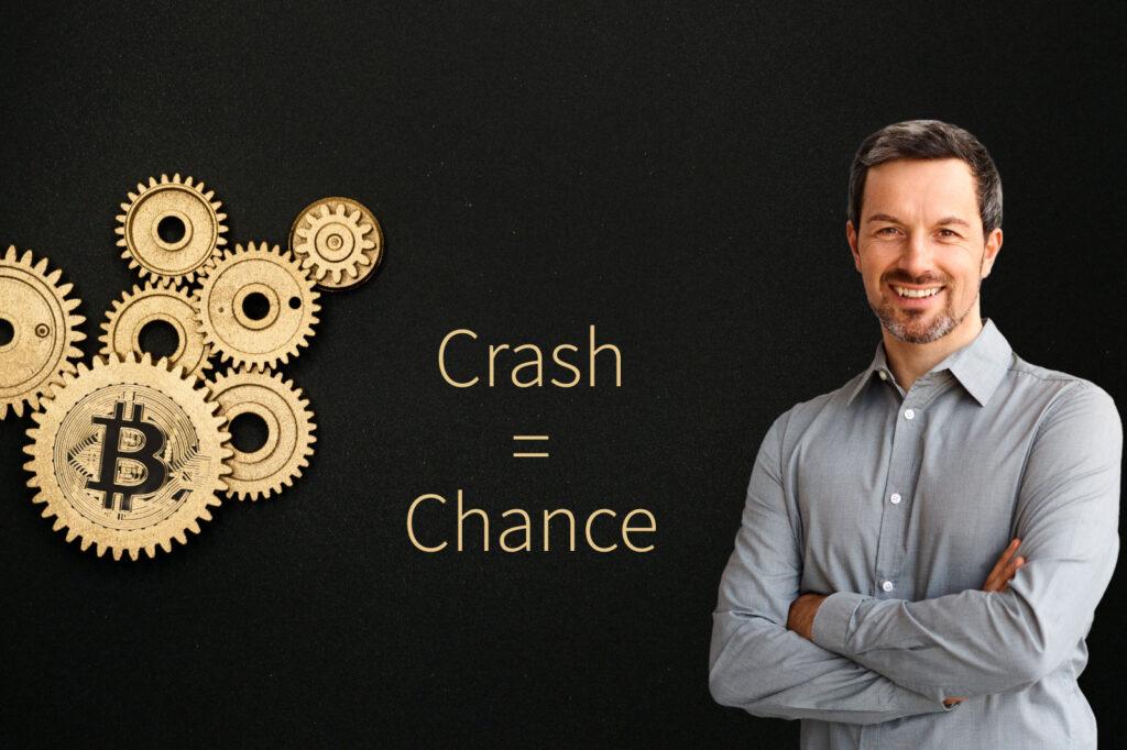 Der größte Crash = die größte Chance aller Zeiten.