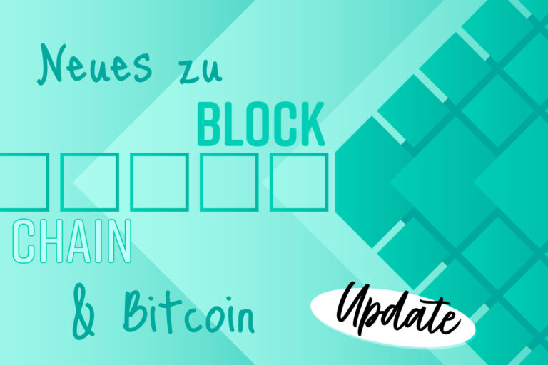 Blockchain & Bitcoin - Update